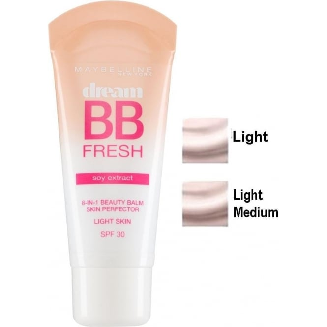 Maybelline Dream Fresh BB 8-in-1 Cream (SPF 30) 30ml