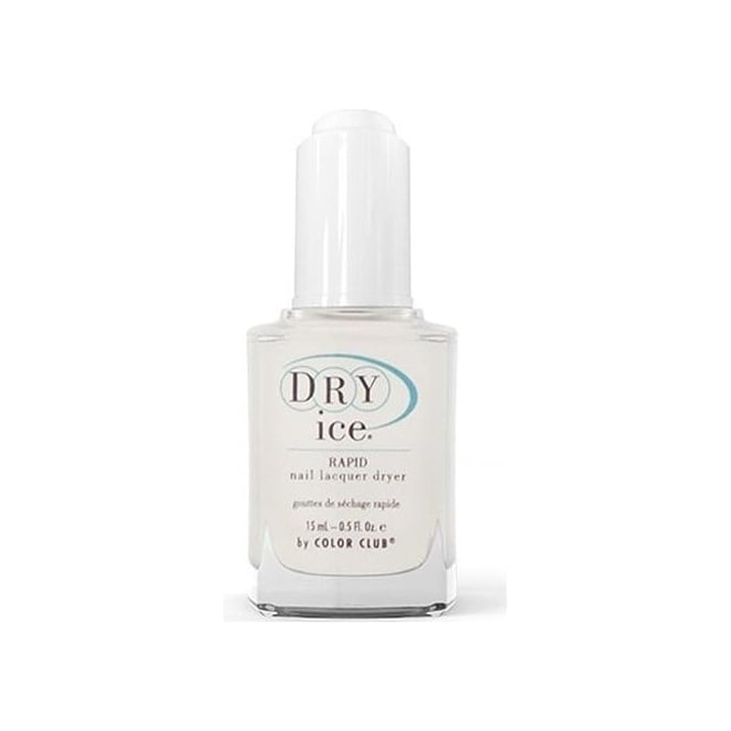 Color Club Dry Ice Drops - Nail Lacquer Dryer 15mL