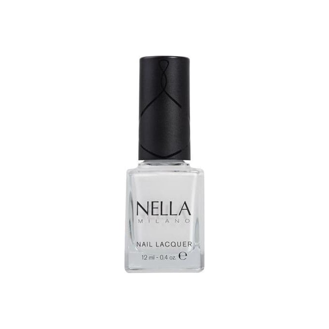 Nella Milano Effortlessly Stylish Nail Polish - Chantilly Cream 12ml (NM04)