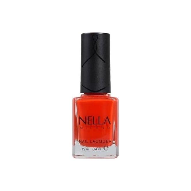 Nella Milano Effortlessly Stylish Nail Polish - Crystal Coral 12ml (NM19)