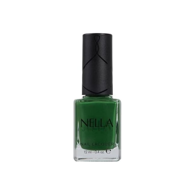 Nella Milano Effortlessly Stylish Nail Polish - Evergreen 12ml (NM15)