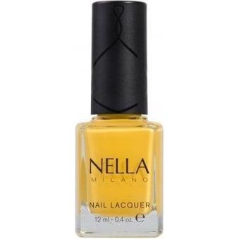 Effortlessly Stylish Nail Polish - Lemon Sherbert 12ml (NM17)