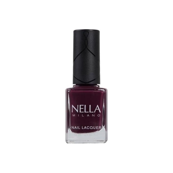 Nella Milano Effortlessly Stylish Nail Polish - Mulberry Wood 12ml (NM06)