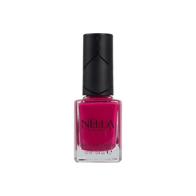 Nella Milano Effortlessly Stylish Nail Polish - Raspberry Razzle 12ml (NM20)