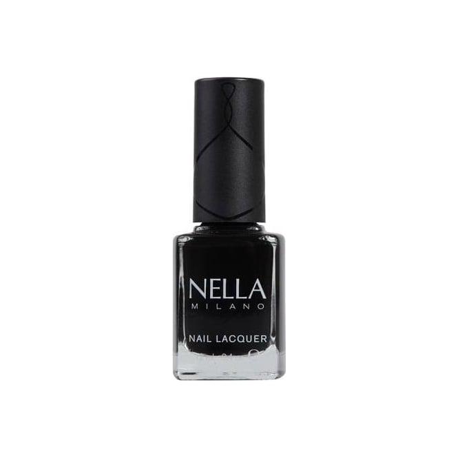 Nella Milano Effortlessly Stylish Nail Polish - Raven Wing 12ml (NM01)