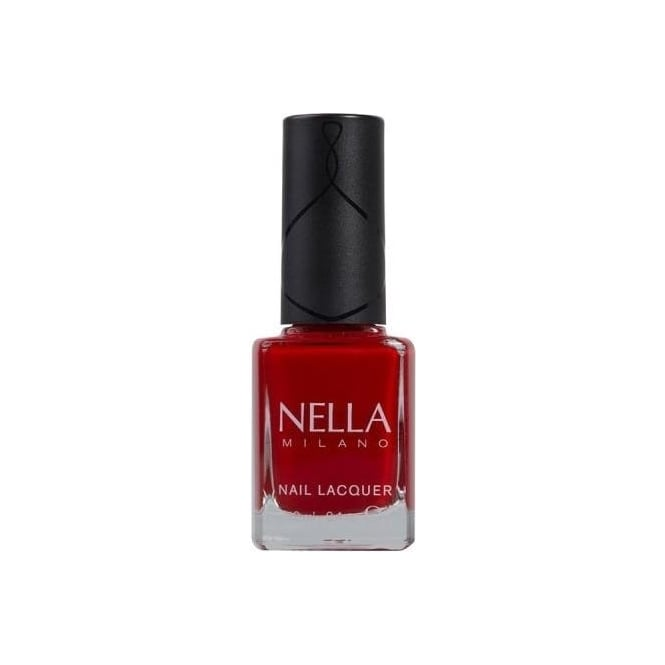 Nella Milano Effortlessly Stylish Nail Polish - Scarlet Heat 12ml (NM28)