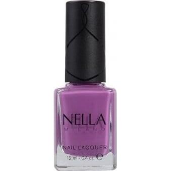 Effortlessly Stylish Nail Polish - Vintage Violet 12ml (NM09)