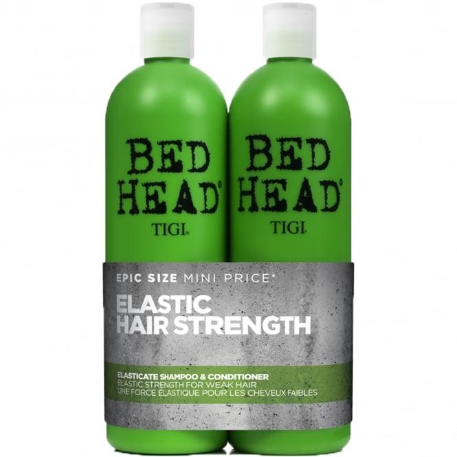 Tigi Elasticate Tween Shampoo & Conditioner Duo 2x 750ml