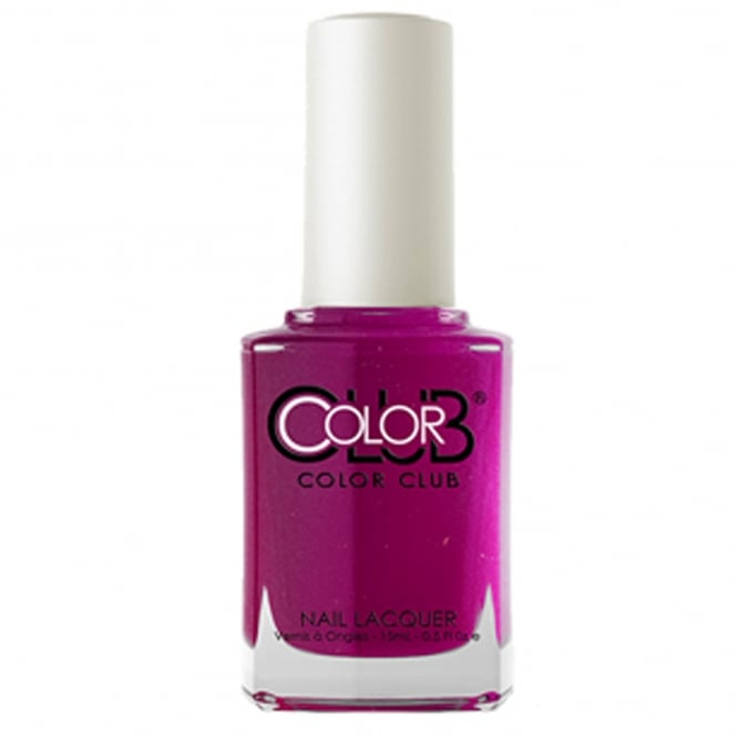 Color Club Electro Candy Nail Polish Collection - Ultra Violet 15mL (865)