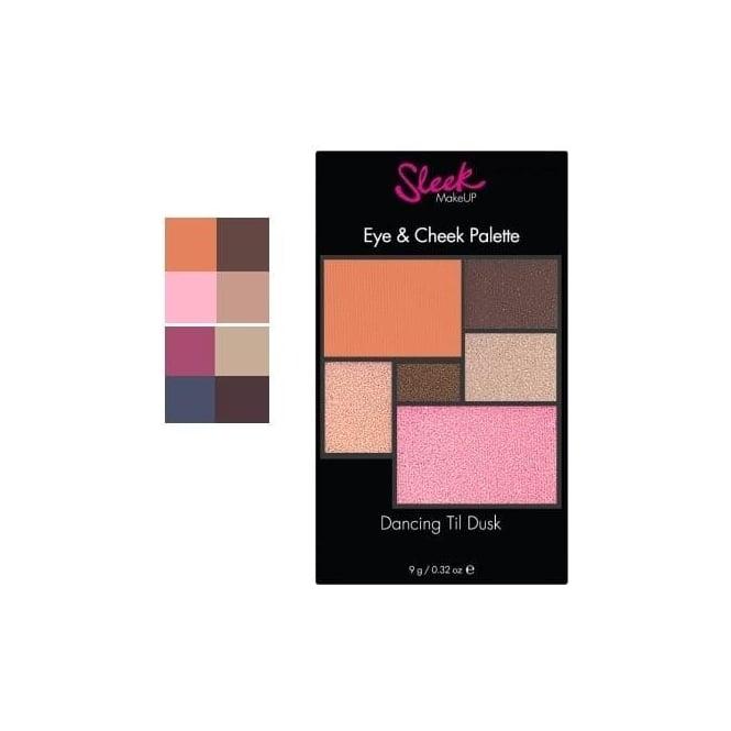 Sleek Make Up Eye and Cheek Makeup Palette 9g