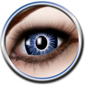Big Eye Lenses - Blue (B02) - (Usage: 3 Months - 1 Pair)