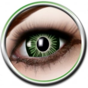 Big Eye Lenses - Green (B01) - (Usage: 3 Months - 1 Pair)