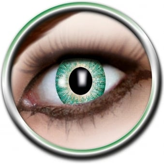 Tone Lenses - One Tone - Blue Waterfall (A08) - (Usage: 12 Months - 1 Pair)
