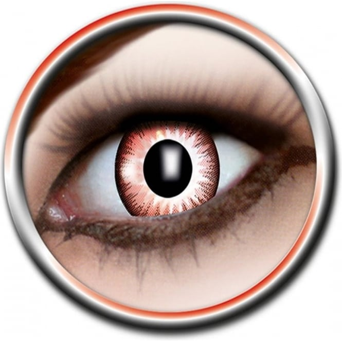 Eye Catcher Tone Lenses - One Tone - Explosion (A23) - (Usage: 12 Months - 1 Pair)