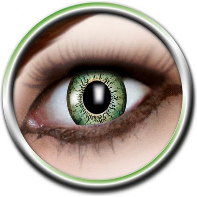 Eye Catcher Tone Lenses - One Tone - Garden Green (A26) - (Usage: 12 Months - 1 Pair)