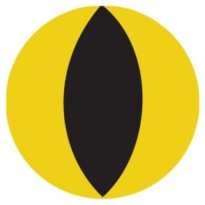 One Day Halloween Contact Lenses - Daily Feline (1 Pair)