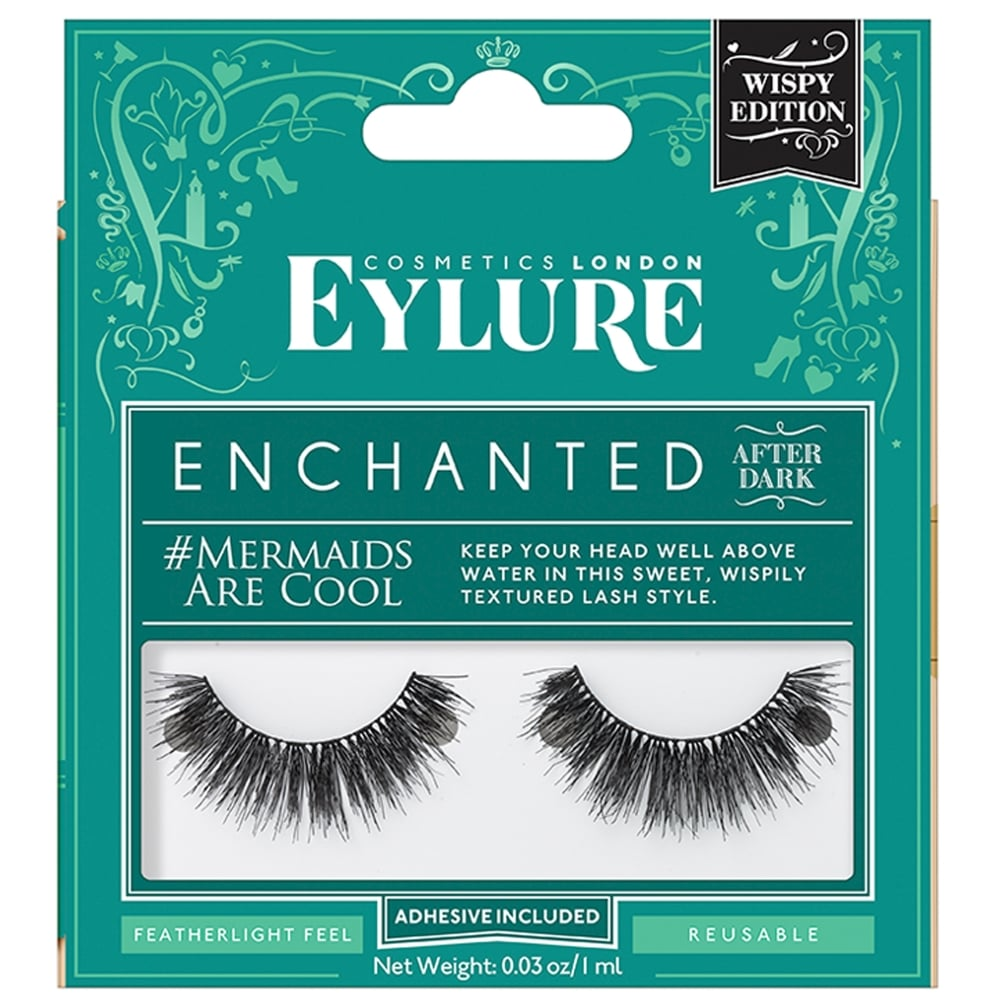 4c47a684c33 Enchanted After Dark Eyelashes - Mermaids Are Cool (Adhesive Included)