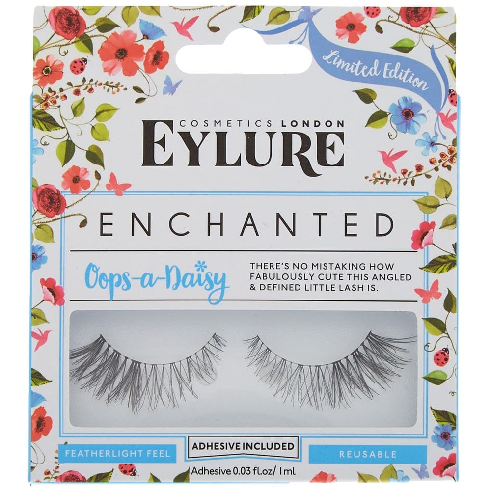 d839783ddc2 Limited Edition Enchanted Eyelashes - Oops-a-Daisy (Adhesive Included)