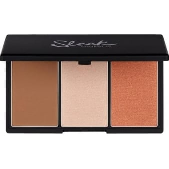 Face Form Contouring And Blush Palette - Fair