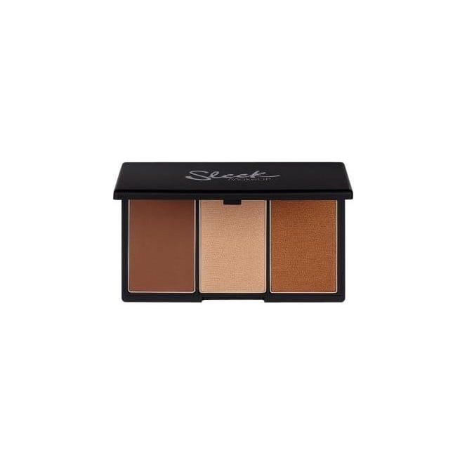 Sleek Make Up Face Form Contouring And Blush Palette - Medium 374