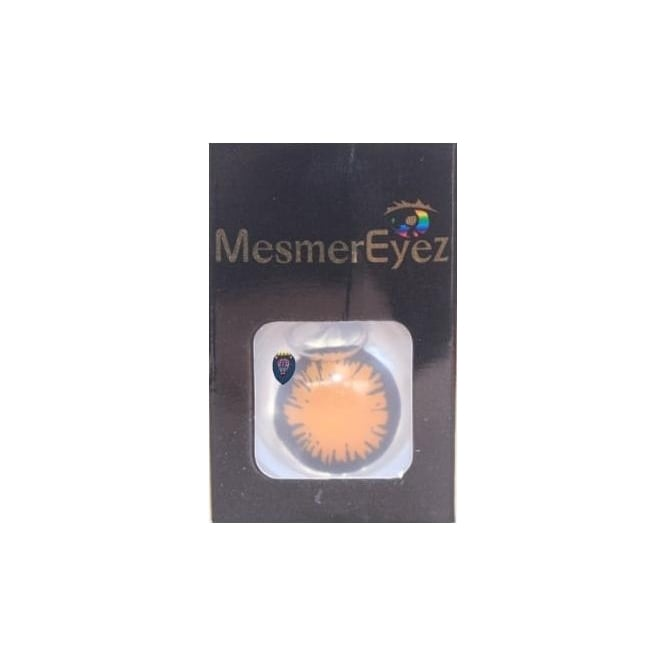 Mesmereyez Xtreme Fancy Dress Halloween Contact Lenses - Blind Twilight Bella (Usage:1,3,12 Months - 1 Pair)