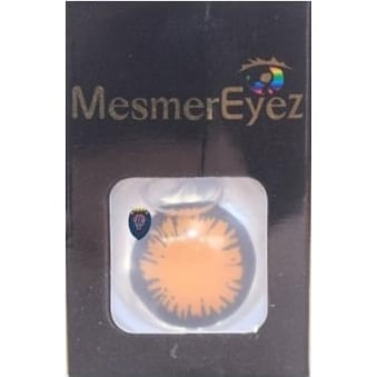 Fancy Dress Halloween Contact Lenses - Blind Twilight Bella (Usage:1,3,12 Months - 1 Pair)