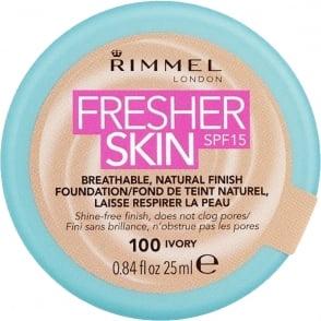 Fresher Skin - SPF 15 - 100 Ivory - 25ml