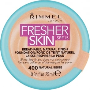 Fresher Skin - SPF 15 - 400 Natural Beige - 25ml