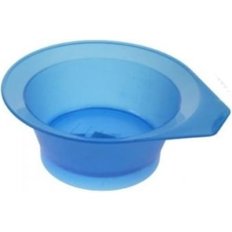 Frosted Tint Bowl - Blue