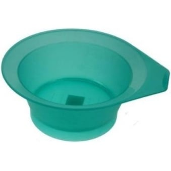 Frosted Tint Bowl - Green