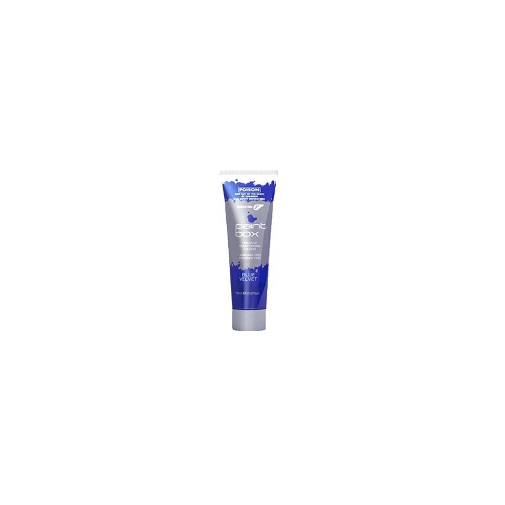 Fudge Paintbox SemiPermanent Hair Dye  Blue Velvet