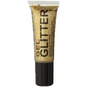 Gel Glitter - Gold 10ml