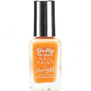 Gelly Nail Polish Collection - Mango 10ml (GNP18)