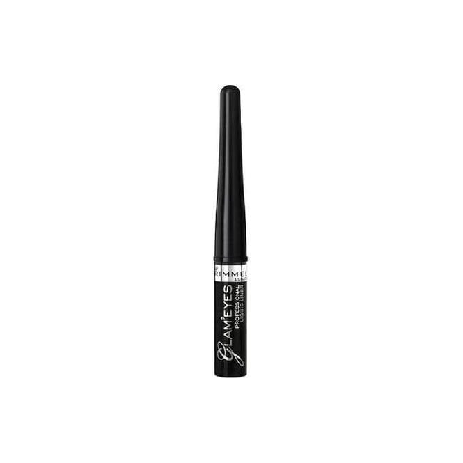 Rimmel Glam'Eyes Professional Liquid Liner - 001 Black Glamour
