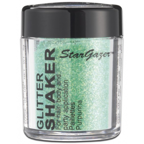 Glitter Shaker - Green 5g (For Hair, Body and Party)