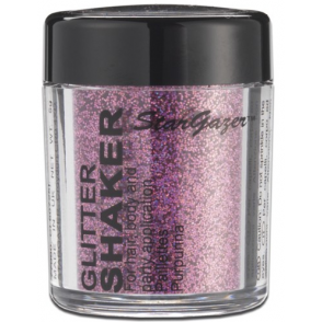 Glitter Shaker Holo - Lazer Pink 5g (For Hair, Body and Party)
