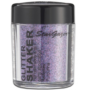 Glitter Shaker Holo - Lazer Purple 5g (For Hair, Body and Party)