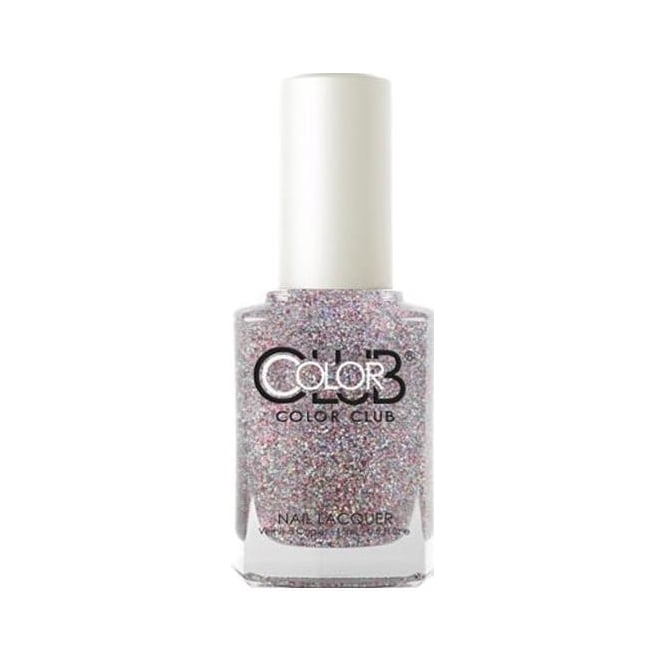 Color Club Glitter Vixen Nail Polish Collection - Magic Attraction (843) 15mL