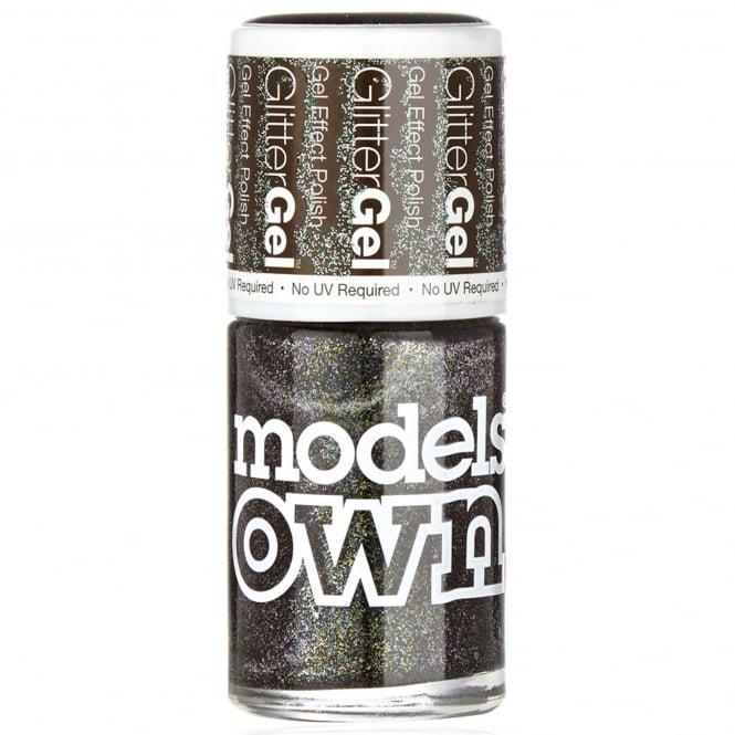 Models Own GlitterGel Gel Effect Nail Polish- Starburst (14ML) (SG050)