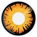 Hunt Or Dye Halloween Coloured Contact Lenses - Bella (1 Day) (1 Pair)