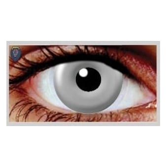 Halloween Coloured Contact Lenses - Mirror (1 Day) (1 Pair)