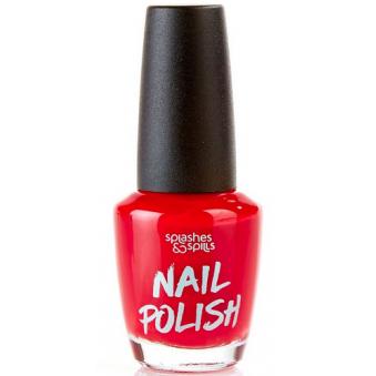 Halloween Nail Polish - Red 13ml
