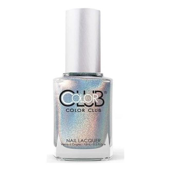 Color Club Halo Hues Nail Polish Collection - Blue Heaven 15mL (979)