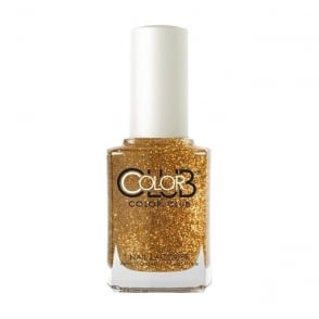 Halo Hues Nail Polish Collection - Gold Glitter (780) 15mL