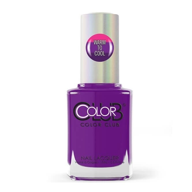 Color Club Heat Index Thermal Nail Polish Collection - Belly Flop (05ALS51) 15ML