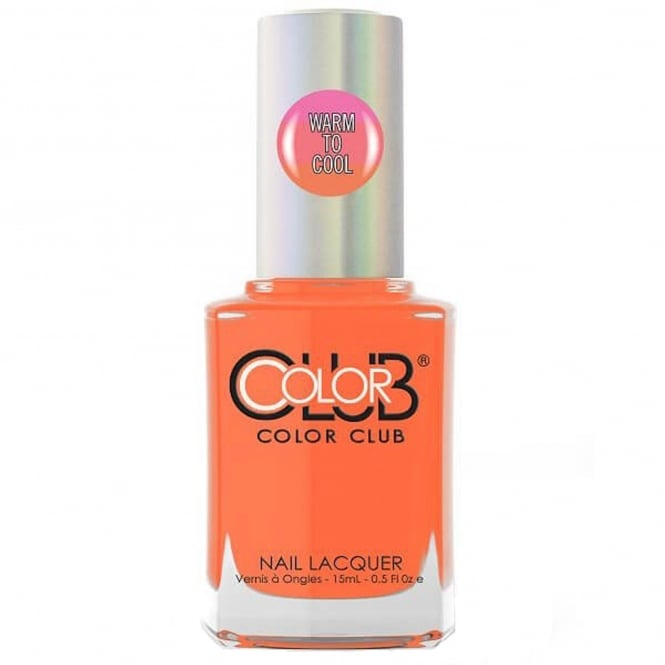 Color Club Heat Index Thermal Nail Polish Collection - Rays The Bar (05ALS47) 15ML