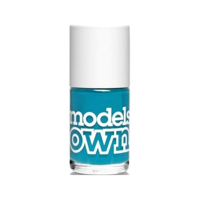 Models Own HyperGel 2014 Nail Polish Collection - Blue Glint 14ml