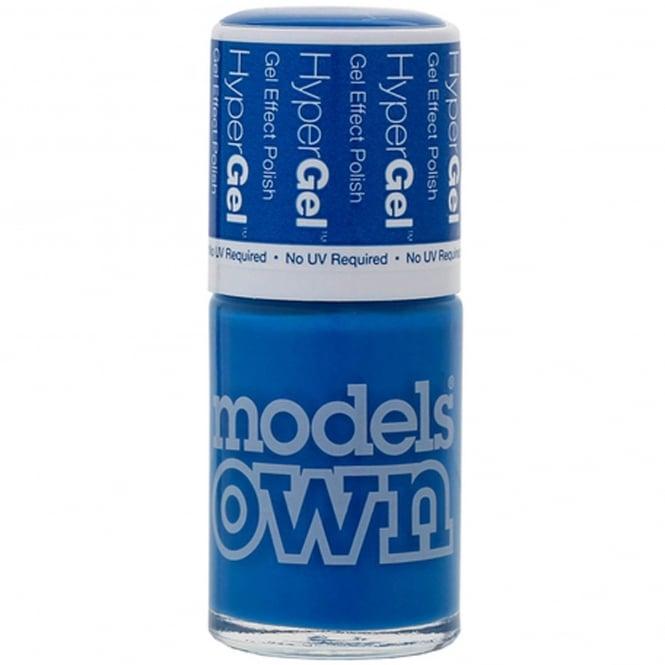 Models Own HyperGel 2015 Gel Effect Nail Polish - Bermuda Blue 14mL (SG032)