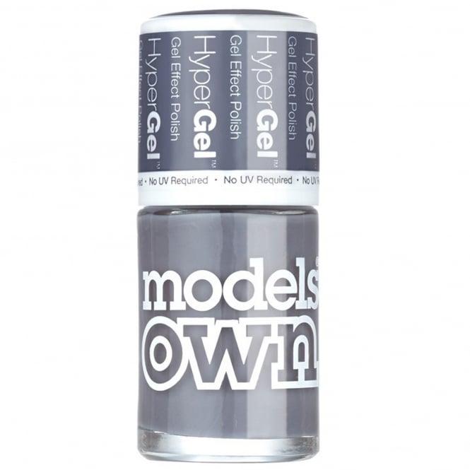 Models Own HyperGel 2015 Gel Effect Nail Polish - Everyday Grey 14mL (SG035)