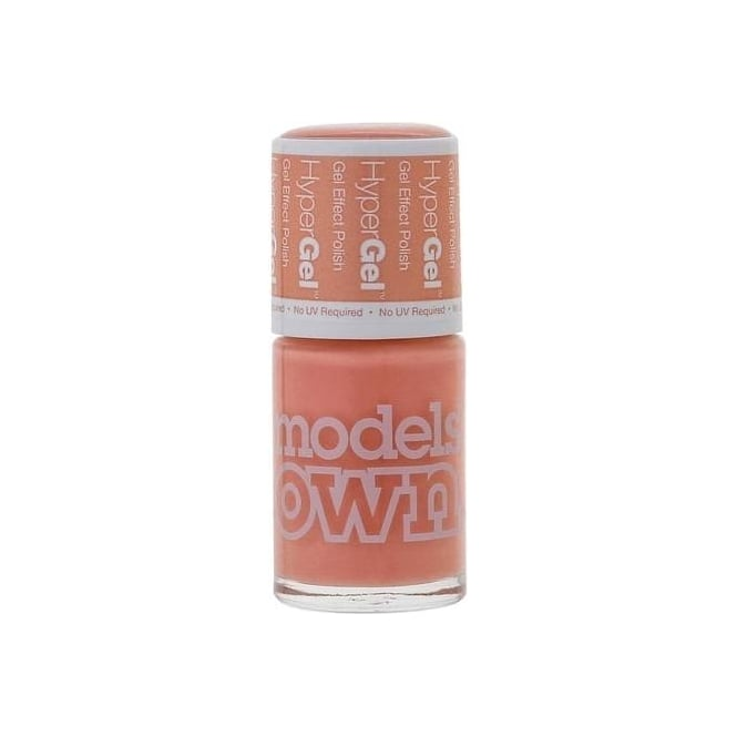 Models Own HyperGel 2015 Gel Effect Nail Polish - Long Beach Peach 14mL